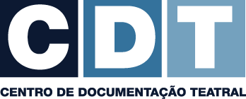 Logo do CDT - Centro de Documentação Teatral